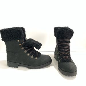 UGG Australia Fraser Suede Shearling Lined Boots